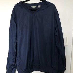 IZOD GOLF wind breaker shirt